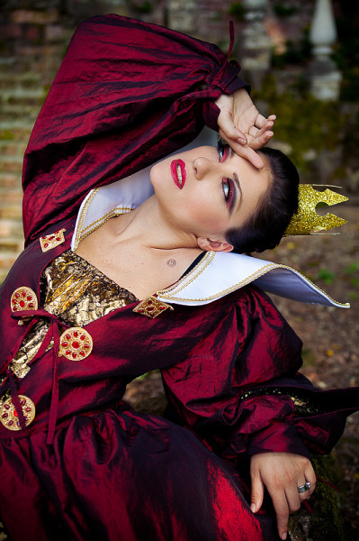 Regina Rossa - Regina Bianca - Artisia ed Elisa